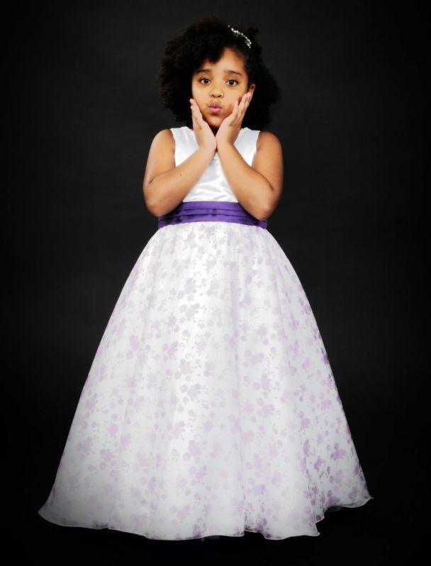 Aluguéis Vestido de Dama de Honra Infantil no Sacomã - Locação de Vestidos de Madrinha