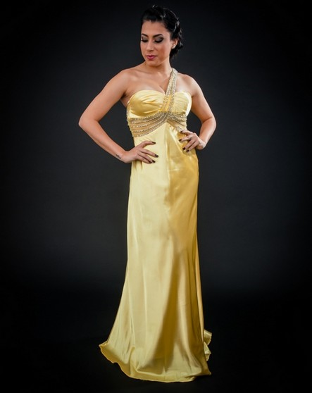 Aluguel de Vestido de Festa Casamento Santana - Vestido de Festa Plus Size