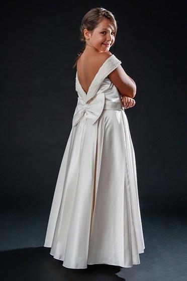 Aluguel de Vestidos de Daminhas Aluguel Grajau - Vestidos de Daminha Casamento