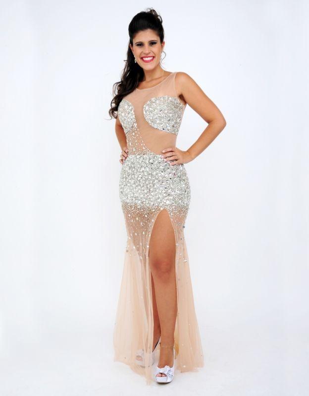 Aluguel de Vestidos de Gala Preço no Campo Belo - Locação de Vestidos de Madrinha