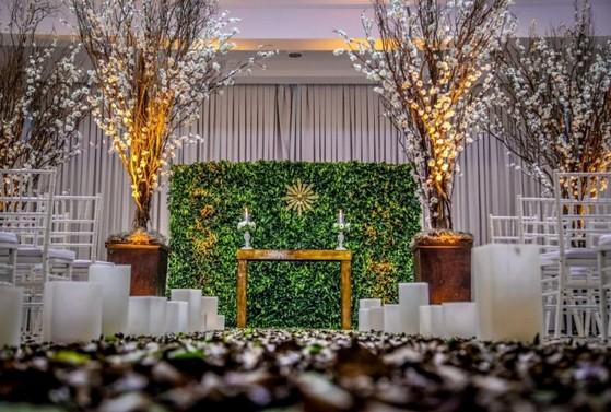 Buffet para Festa de Casamento em Engenheiro Goulart - Espaço e Buffet para Casamento