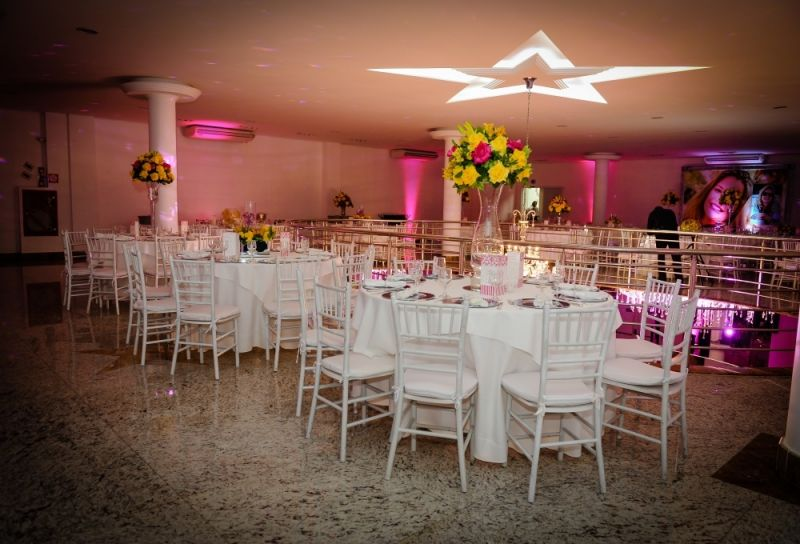Buffet para Festas e Eventos na Sé - Espaço e Buffet para Casamento