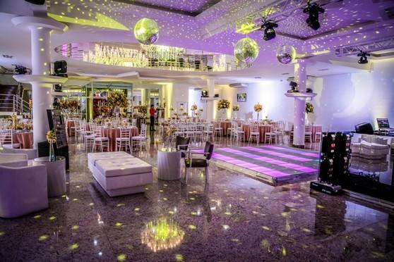 Espaço para Casamento a Noite Preço Água Branca - Espaço para Eventos de Confraternização