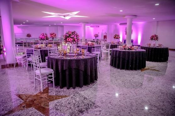 Espaço para Casamento a Noite Luz - Espaço para Eventos Formatura