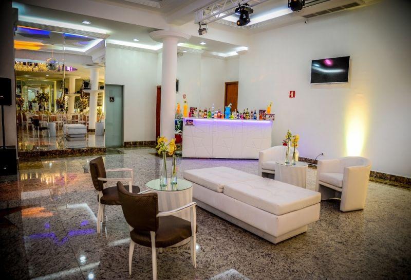 Espaço para Eventos de Casamento Preço na Vila Ré - Locação de Espaço para Festas e Eventos