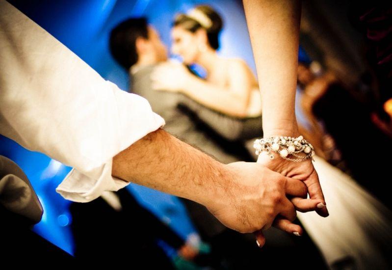 Filmagem de Festa na Vila Andrade - Foto para Casamento