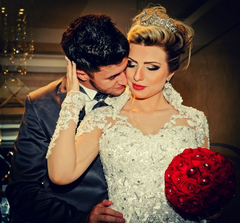 Fotos e Vídeo para Casamento no Parque São Lucas - Fotógrafo para Eventos