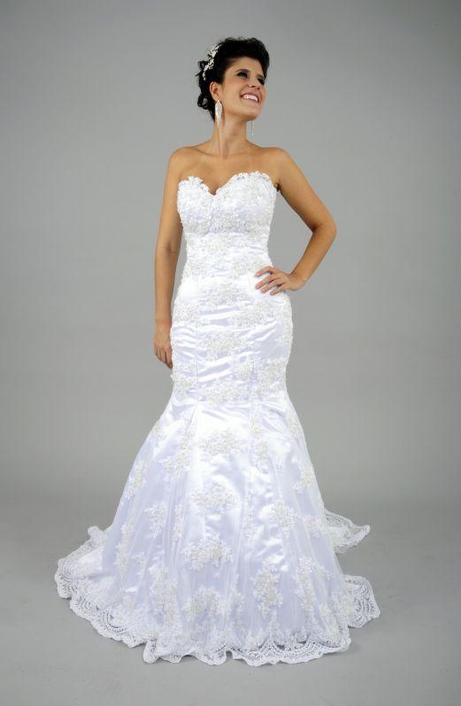 Locação de Vestidos de Noiva em Santana - Aluguel de Vestido para Daminhas