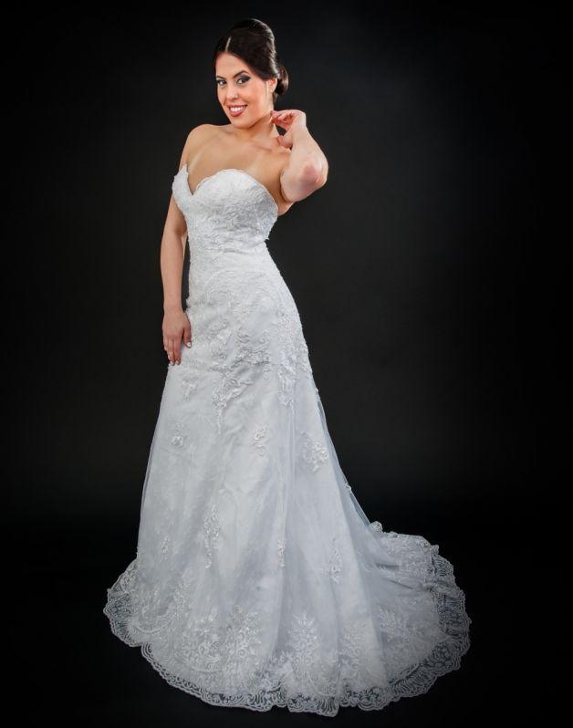 Locação de Vestidos de Noivas na Ponte Rasa - Aluguel de Vestido para Daminhas