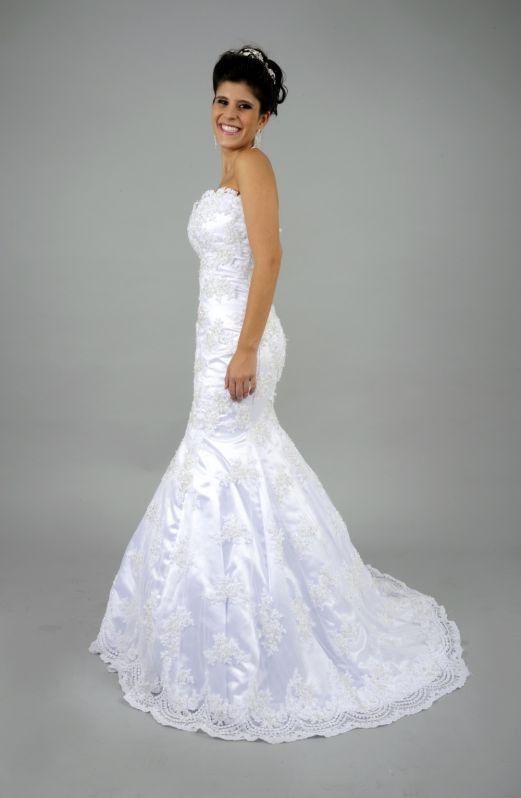 Onde Encontrar Locação de Vestidos de Noiva em Itaquera - Locação de Vestidos de Madrinha