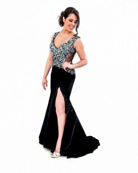 Orçamento para Vestido para Festa Curto Plus Size Vila Leopoldina - Vestido de Festa Plus Size