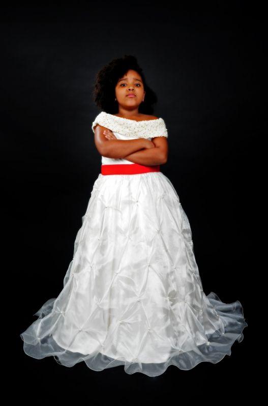 Quanto Custa Aluguel Vestido de Dama de Honra Infantil no Jockey Club - Locação de Vestidos de Madrinha