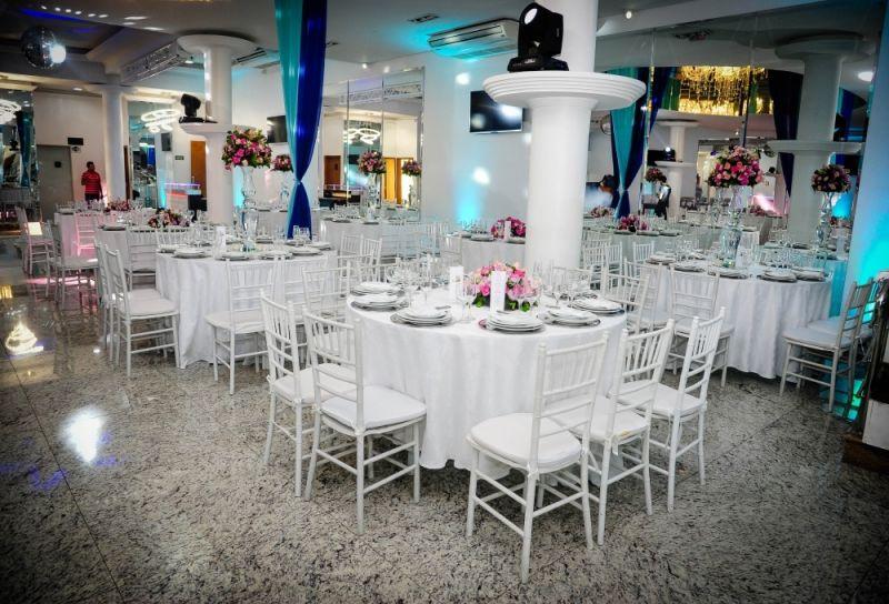 Quanto Custa Buffet para Festas e Eventos em Interlagos - Espaço e Buffet para Casamento