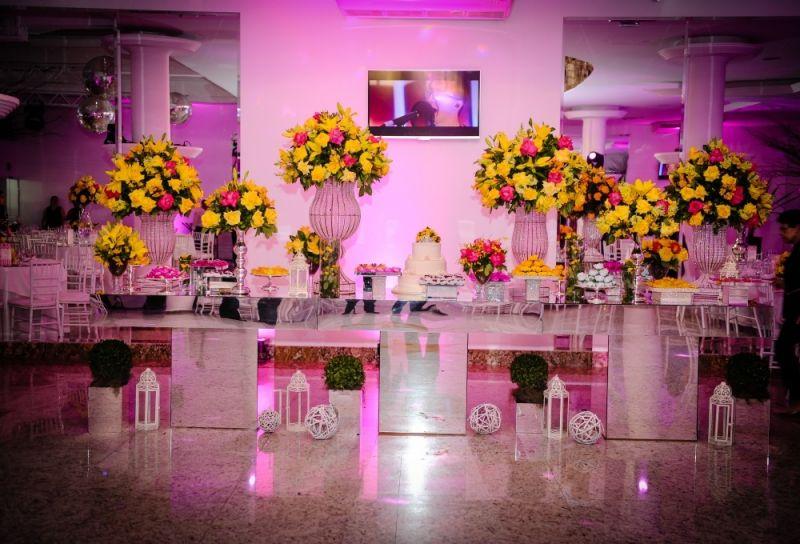 Quanto Custa Espaço e Buffet para Casamento em São Bernardo do Campo - Buffet para Eventos de Casamento