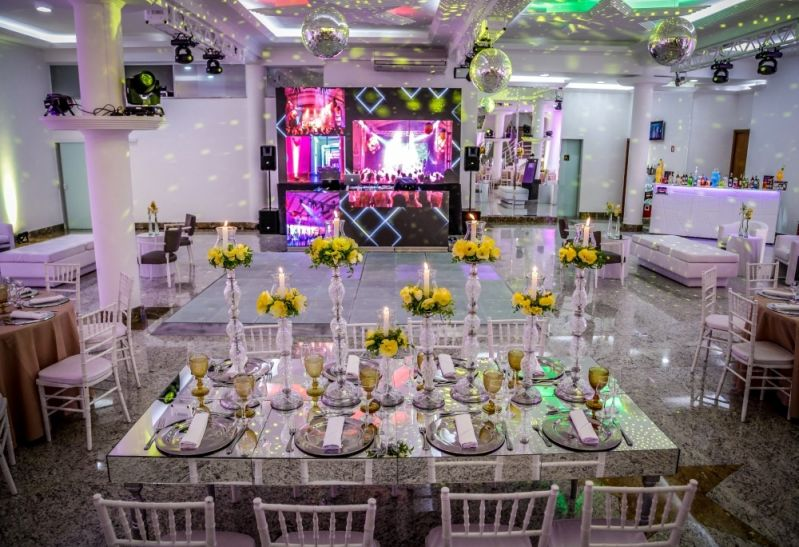 Quanto Custa Espaço para Eventos de Casamento na Vila Leopoldina - Locação de Espaços para Festas