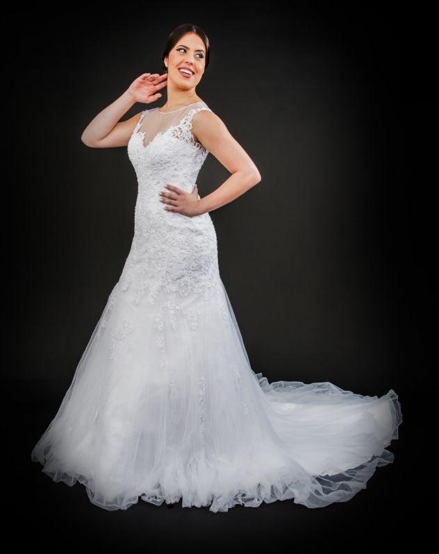 Quanto Custa Locação de Vestidos de Noiva em Higienópolis - Locação de Vestidos de Madrinha