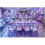 aluguéis de espaço para festa de casamento no Aeroporto