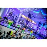 aluguel de espaço para festa de casamento no Campo Grande