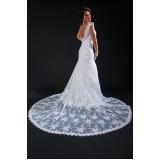 aluguel de vestido de noiva estilo grego Brás