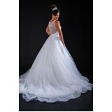 aluguel de vestido de noiva princesa Mandaqui