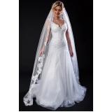 aluguel de vestido de noiva Vila Maria