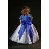 aluguel de vestidos de daminha simples Ibirapuera