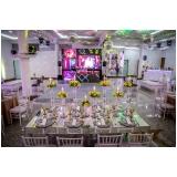 buffet de casamento a tarde Barra Funda