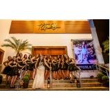 buffet de casamento com massas preço Parque São Jorge