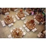 buffet de casamento completo preço Cantareira