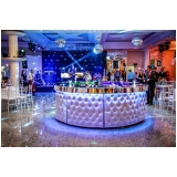 buffet para casamento com 100 pessoas preço Jardins