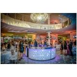 buffet para eventos empresariais preço Santa Cecília