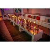 buffet para eventos pequenos preço Vila Mariana