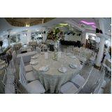 buffet de festa de casamento