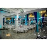 espaço e buffet para casamento preço em São Domingos