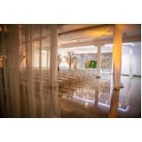 espaço para casamento ao ar livre preço Parque São Jorge