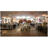 espaço para eventos e convenções Raposo Tavares