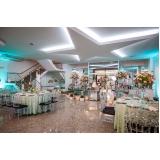 espaços para casamento ao ar livre Cidade Jardim