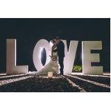 foto para casamento