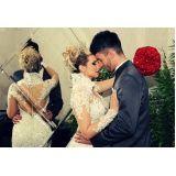 foto e vídeo para casamento preço em Santo André