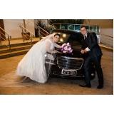 locação de veículos casamento