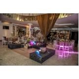 locação de espaço para eventos e convenções preço Luz