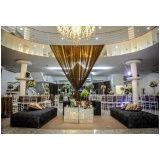 locação de espaço para festas e eventos preço na Chora Menino