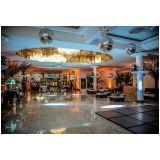 locação de espaços para festas e eventos em Santana