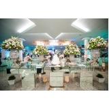 onde encontro buffet de casamento com decoração Alto da Lapa