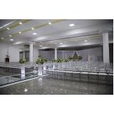 onde encontro buffet para casamento com decoração Socorro