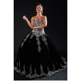 orçamento para vestido de debutante Vila Maria