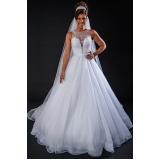 orçamento para vestido de noiva com renda Tucuruvi