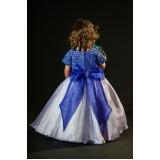 orçamento para vestidos de daminha bordado com perola Vila Sônia