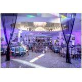 quanto custa aluguel de espaço para festa de casamento no Jabaquara