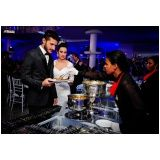 quanto custa buffet de festa de casamento na Vila Dalila